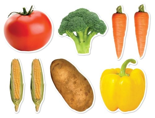 Accents / Cut-Outs : Vegetables Accents
