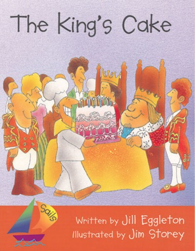 King Cake Lesson Plan