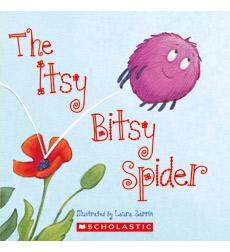 Itsy Bitsy Spider Deutsch